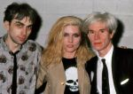 Chris Stein, Debie harry Andy Warhol