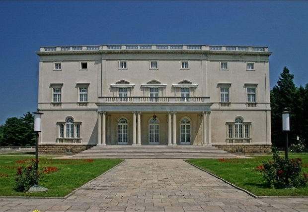 White palace of Karadjordjevic family